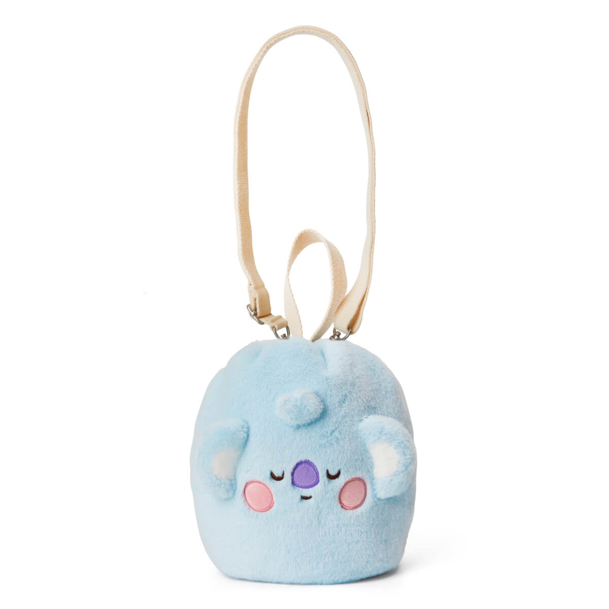 BT21 KOYA Dream of Baby Fluffy Bucket Bag