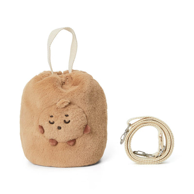 BT21 SHOOKY Dream of Baby Fluffy Bucket Bag