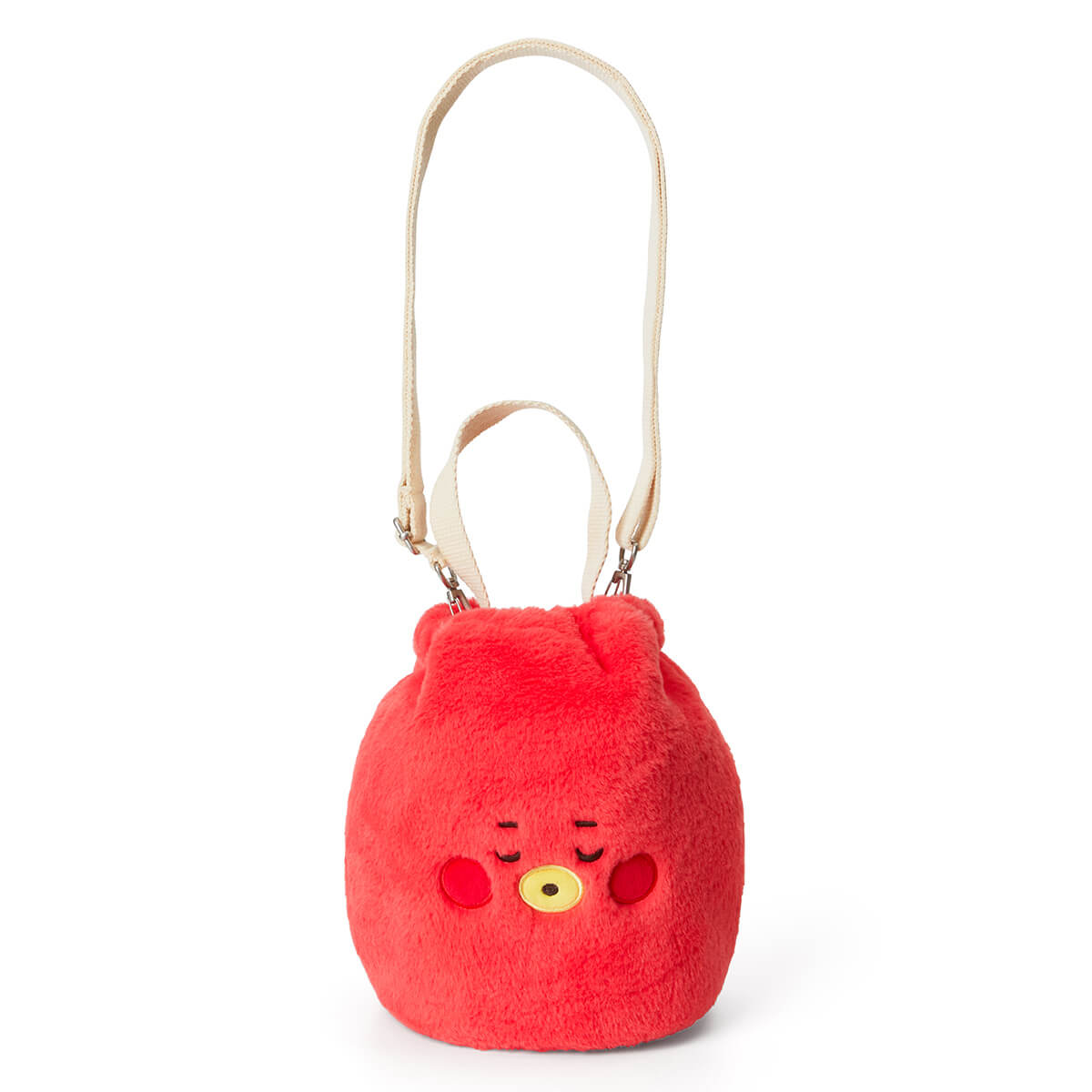 BT21 TATA Dream of Baby Fluffy Bucket Bag