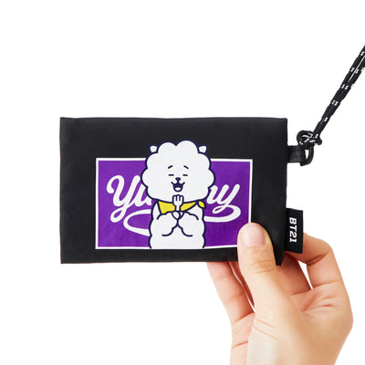 BT21 RJ Bite Card Wallet