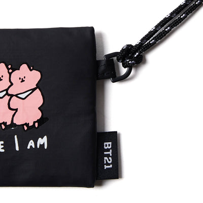 BT21 RJ Music Card Holder