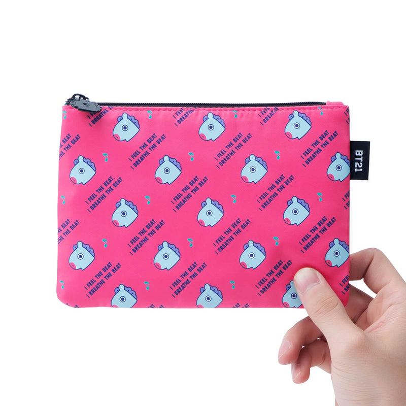 BT21 MANG Pattern Pouch