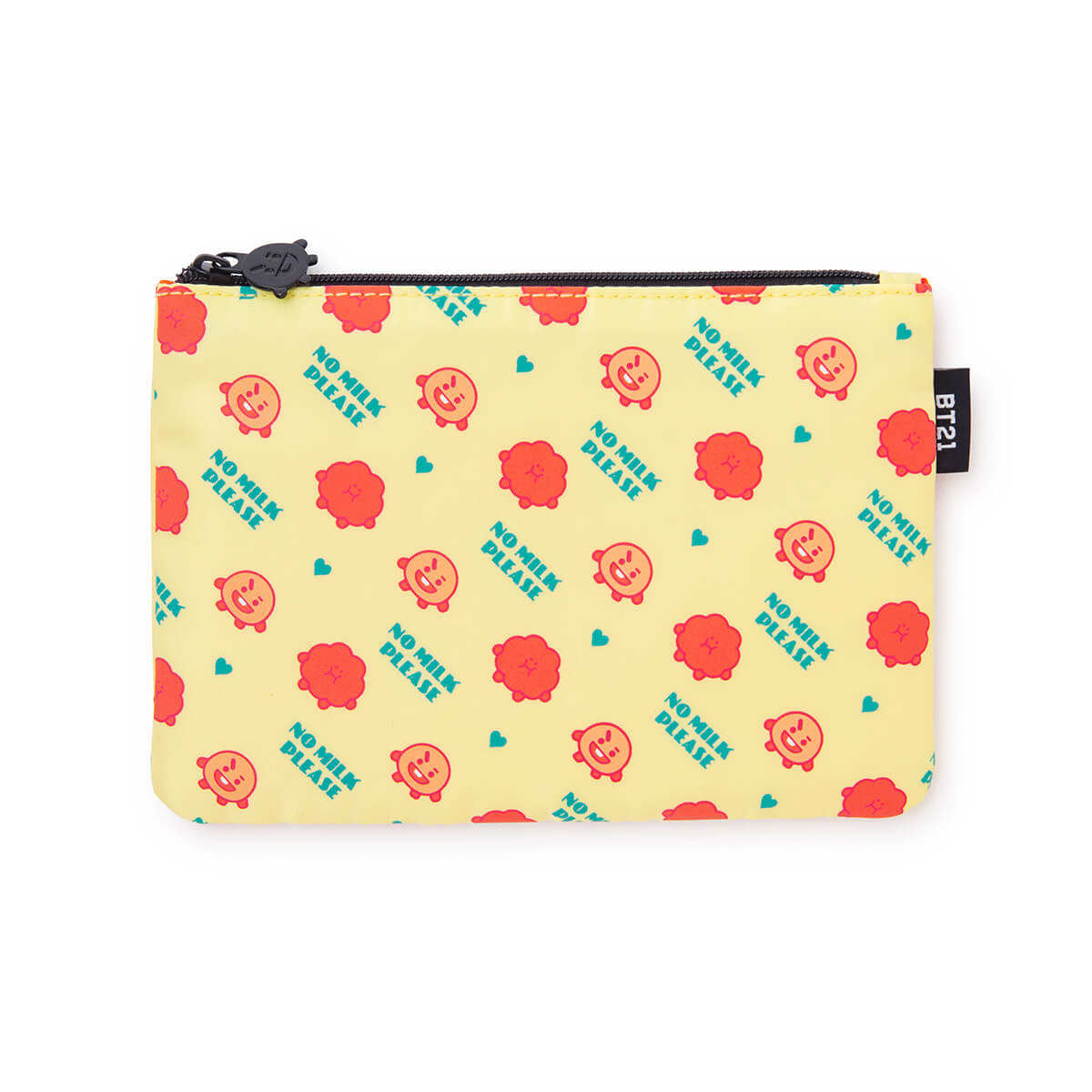 BT21 SHOOKY Pattern Pouch