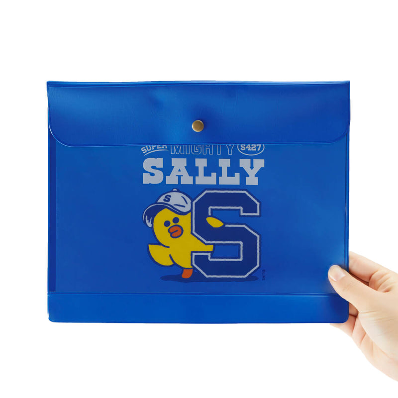BT21 SALLY 20 UNIVERSITY A5 FILE POUCH