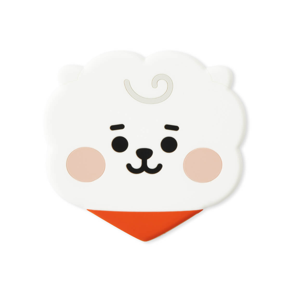 BT21 RJ BABY Silicone Coaster