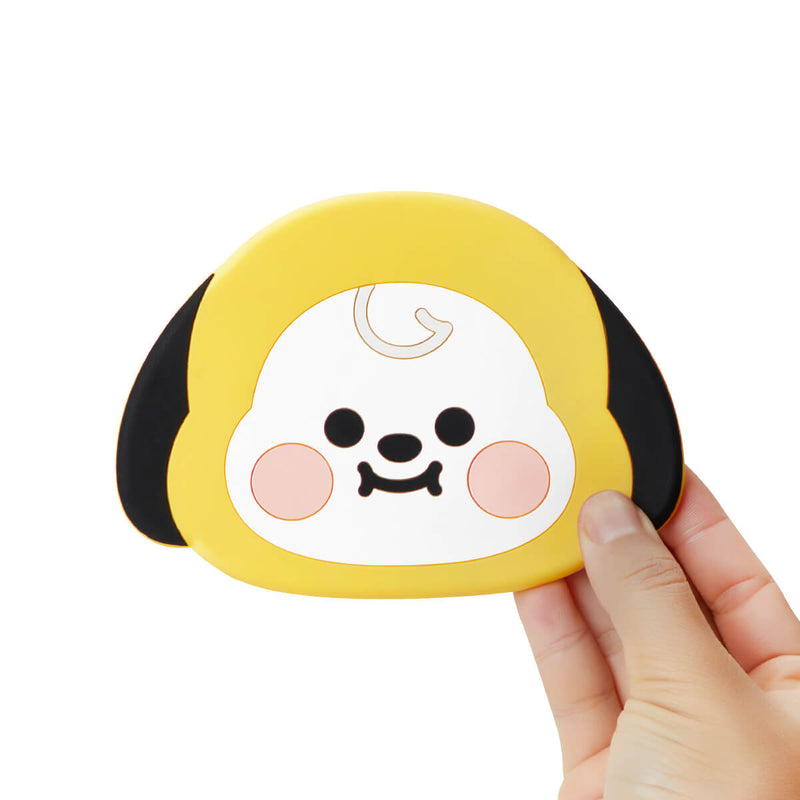 BT21 CHIMMY BABY Silicone Coaster