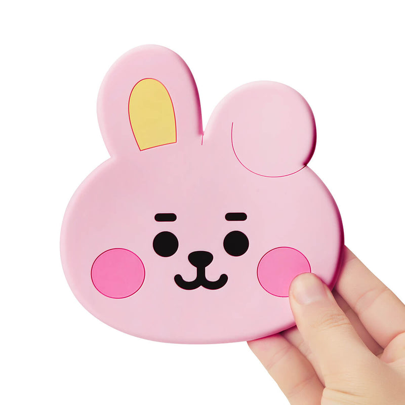 BT21 COOKY BABY Silicone Coaster
