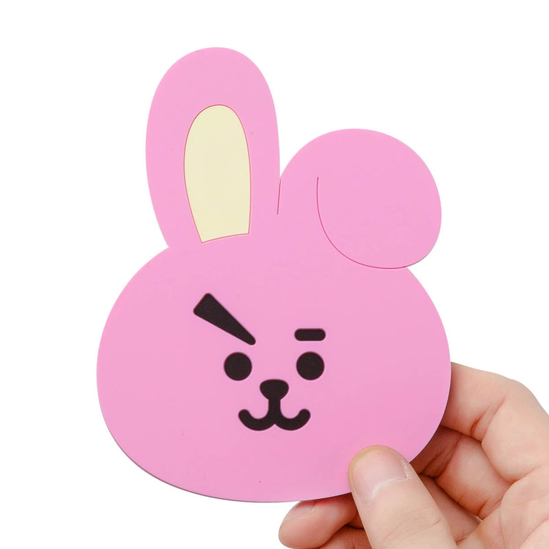 BT21 COOKY Silicone Cup Coaster