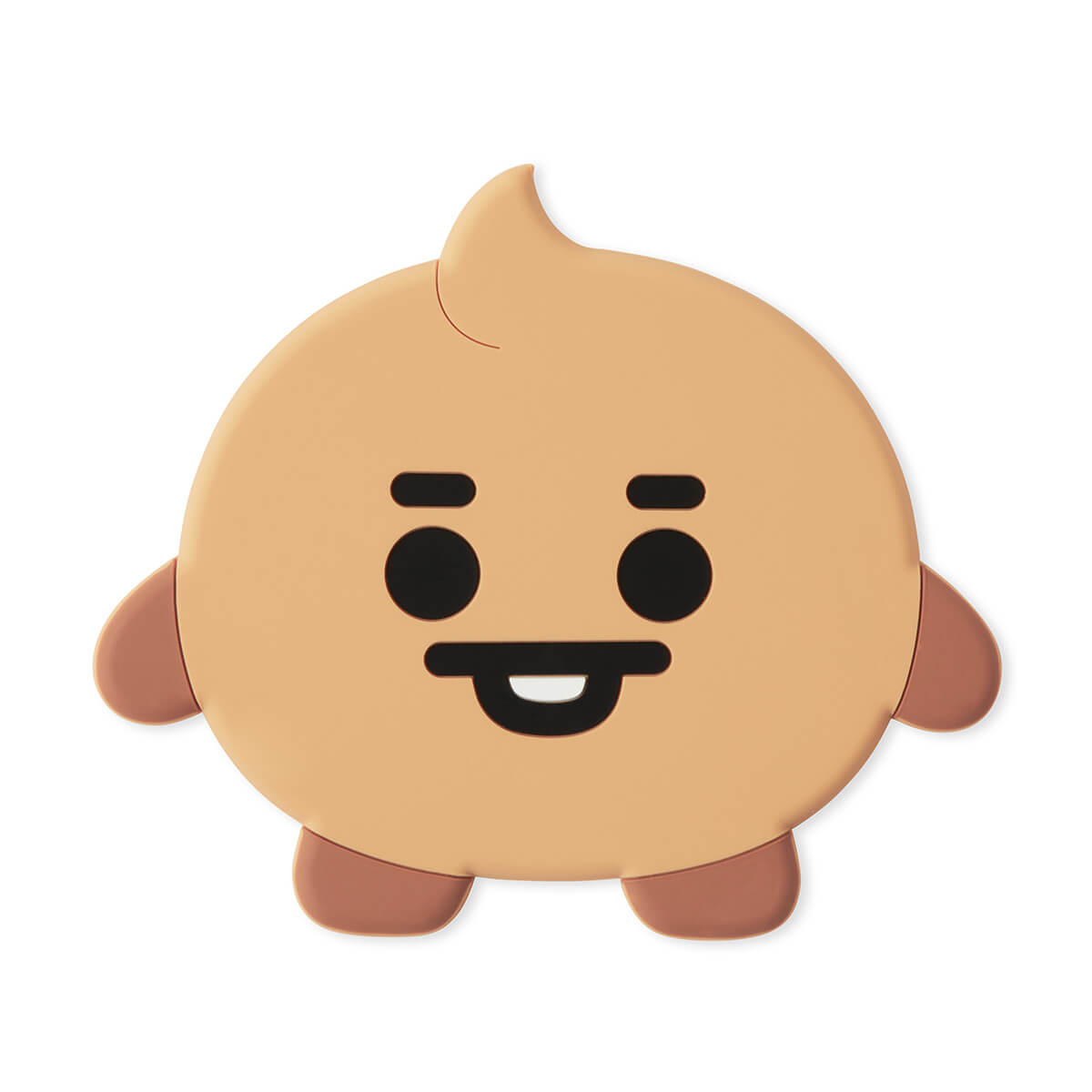 BT21 SHOOKY BABY Silicone Coaster