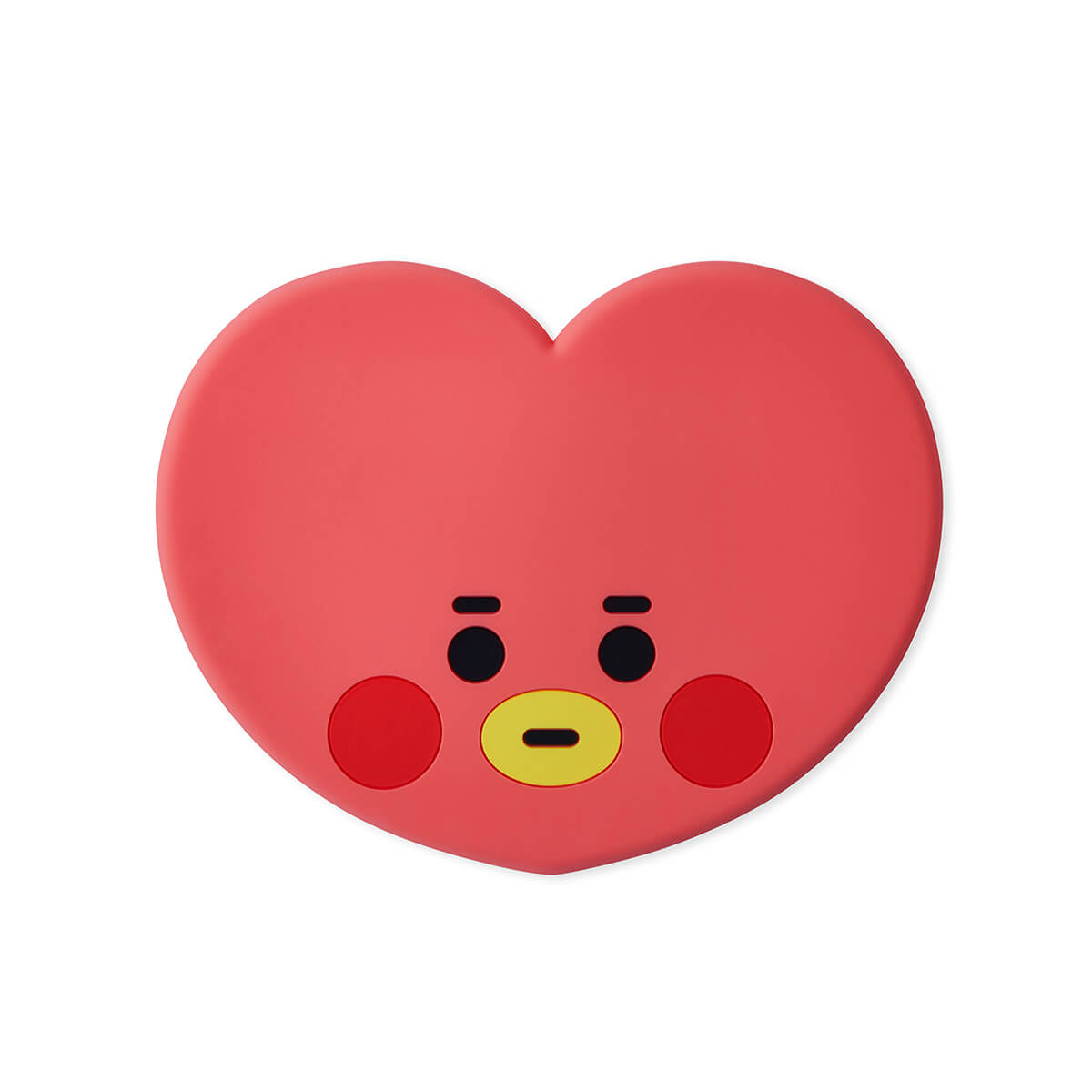 BT21 TATA BABY Silicone Cup Coaster