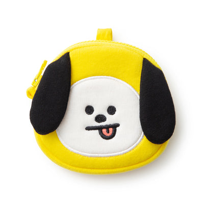BT21 CHIMMY Neck Strap Coin Purse