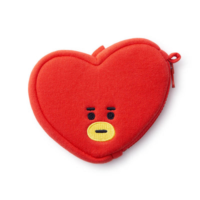 BT21 TATA Neck Strap Coin Purse