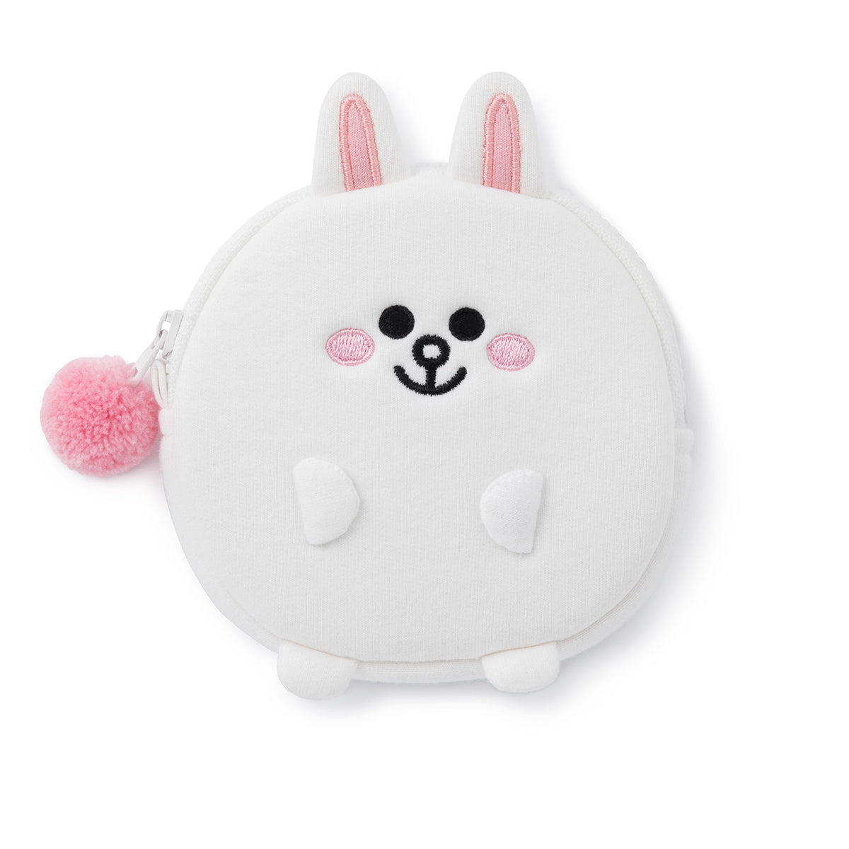 CONY Cotton Coin Purse Bag Charm