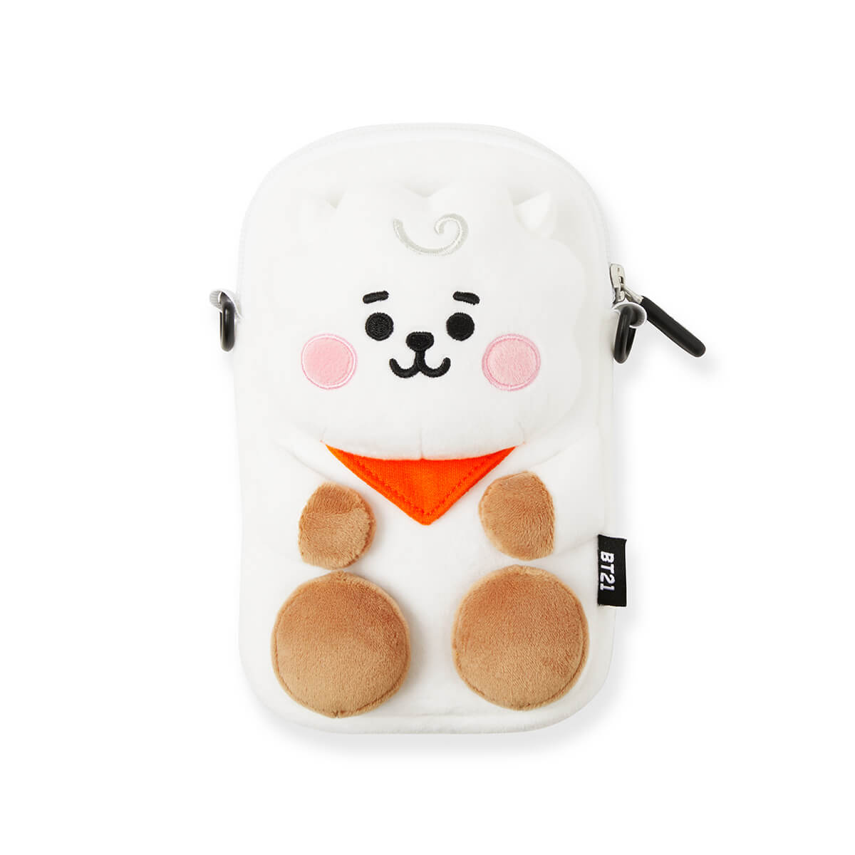 BT21 RJ Baby Plush Cross Bag