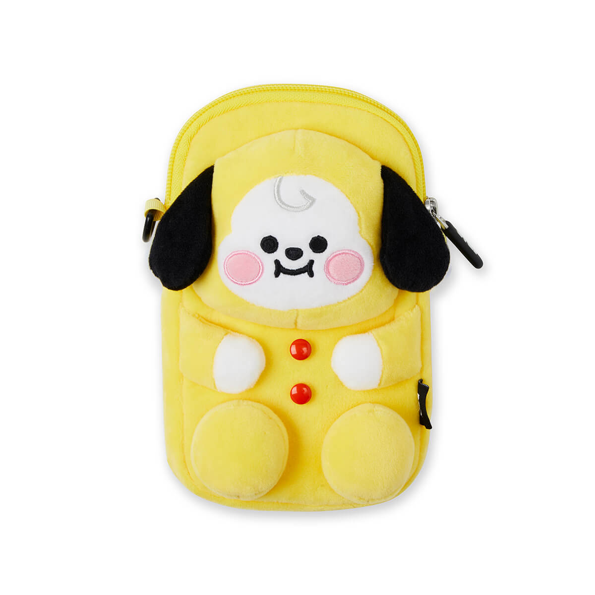 BT21 CHIMMY Baby Plush Cross Bag