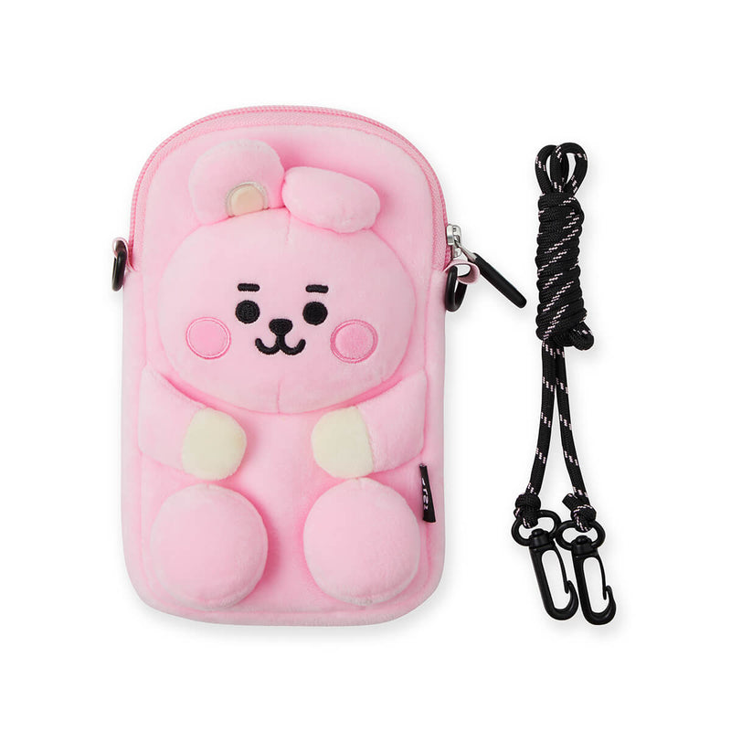 BT21 COOKY Baby Plush Cross Bag