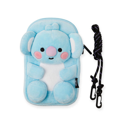 BT21 KOYA BABY Plush Cross Bag