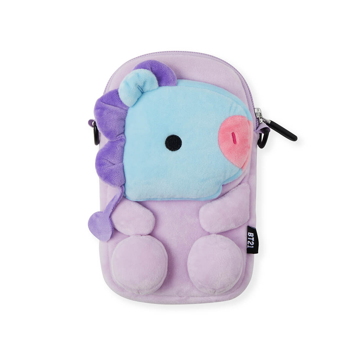 BT21 MANG Baby Plush Cross Bag