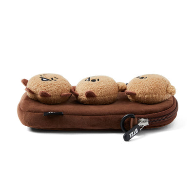 BT21 SHOOKY Baby Plush Cross Bag