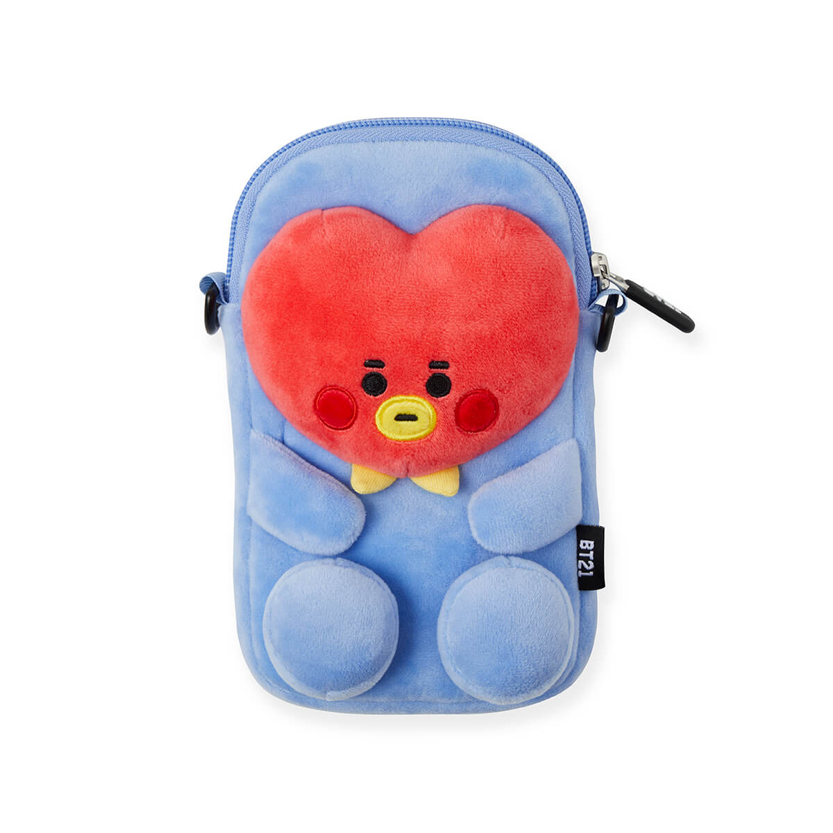 BT21 TATA Baby Plush Cross Bag