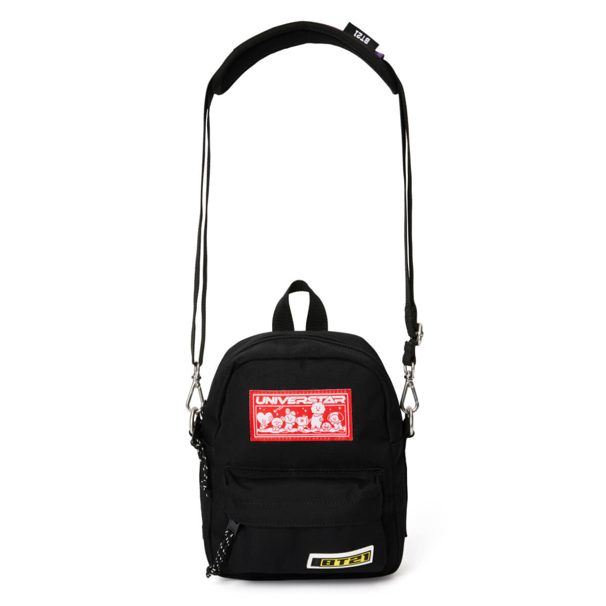 BT21 SPACE WAPPEN Crossbag