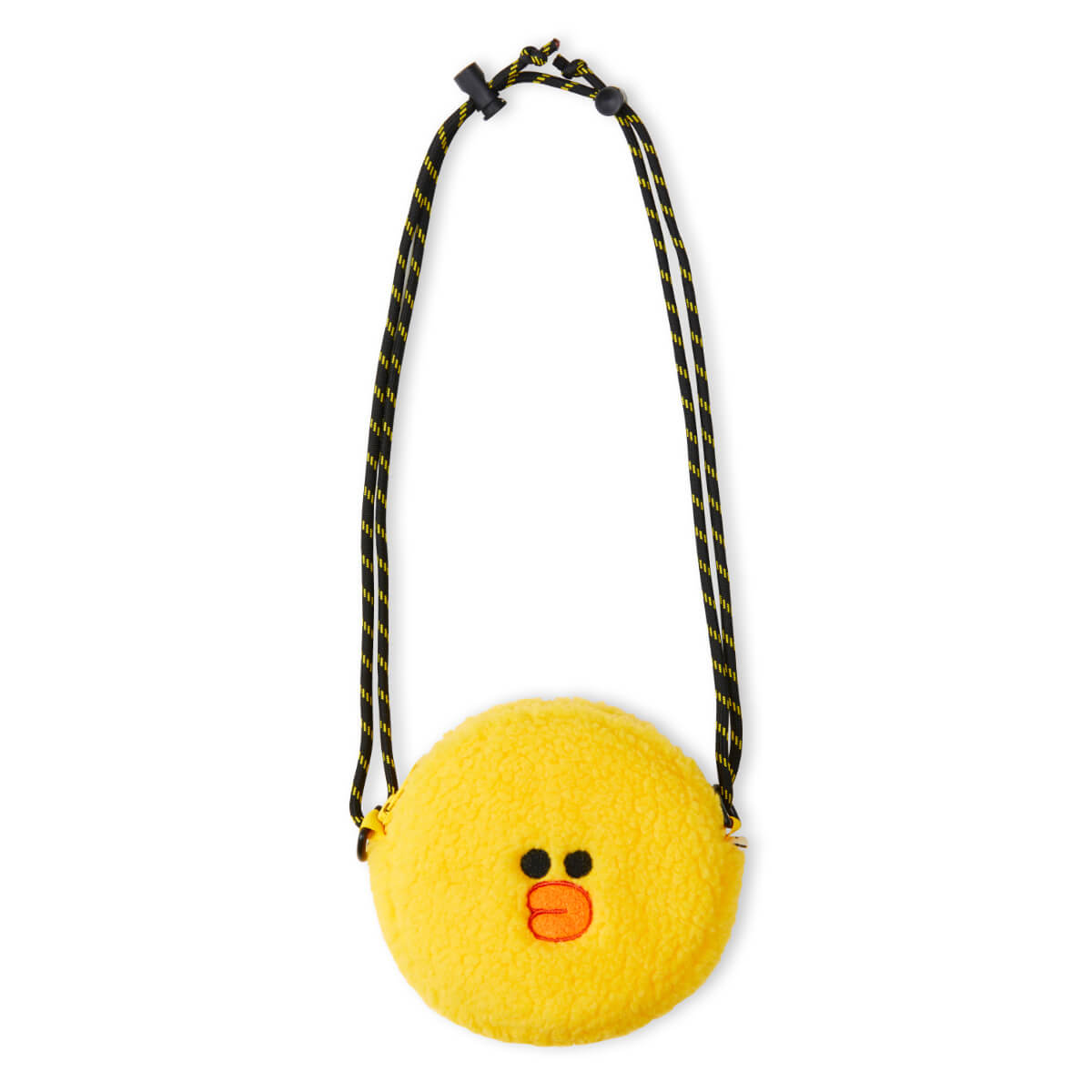 LINE FRIENDS SALLY Boucle Crossbody Bag