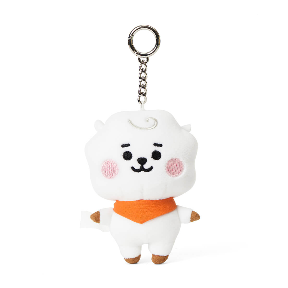 BT21 RJ Baby Body Bag Charm 4.3""