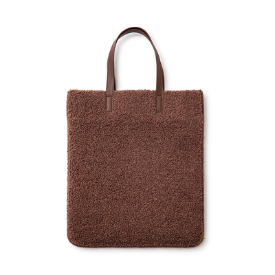 BROWN Ppogeul Mini Tote Bag