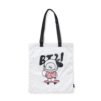 BT21 CHIMMY Music Semi Water Resistant Eco Bag