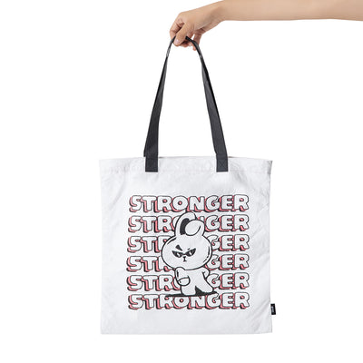 BT21 COOKY Music Semi Water Resistant Eco Bag