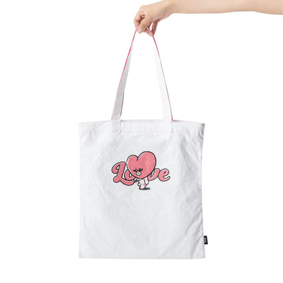 BT21 TATA Music Semi Water Resistant Eco Bag