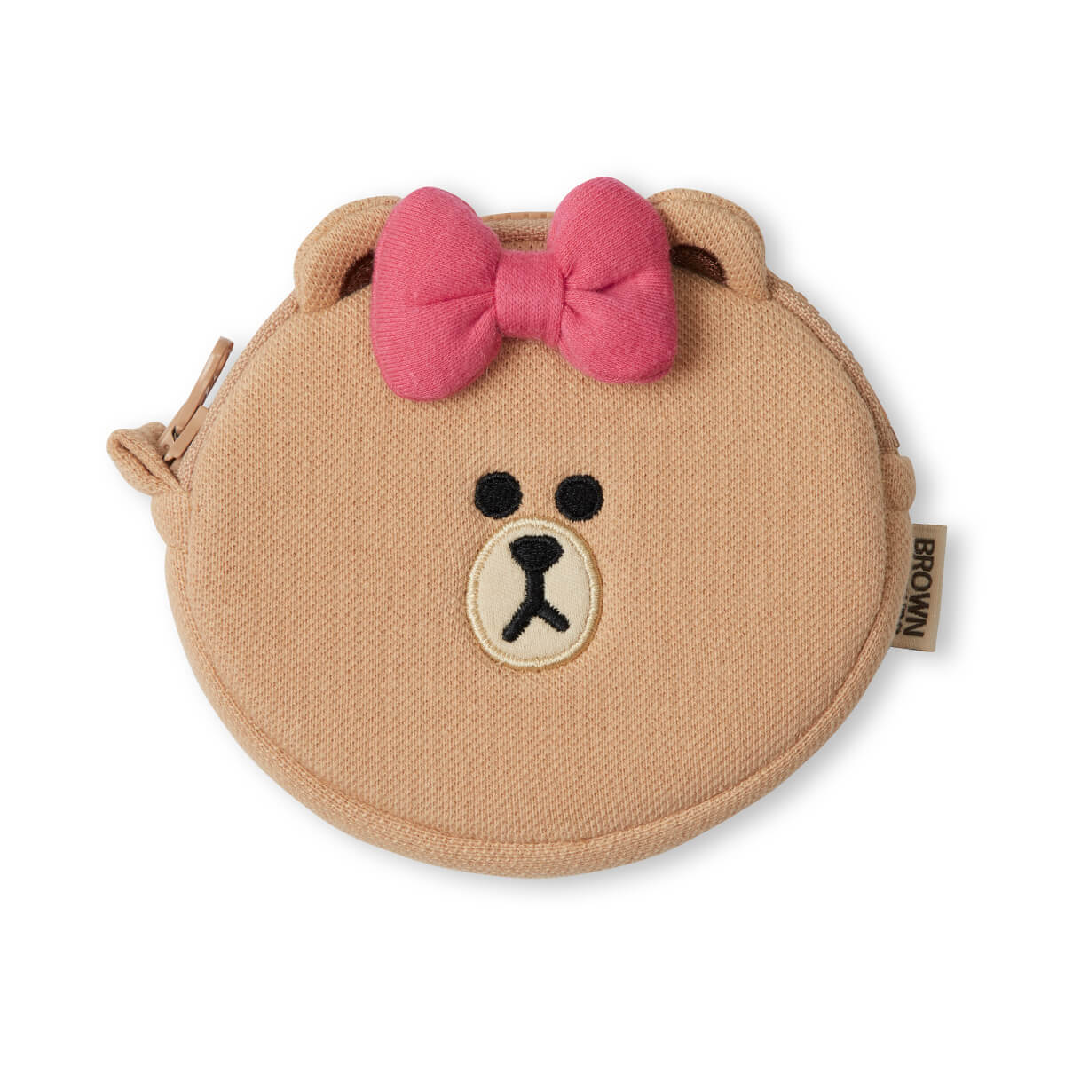 LINE FRIENDS CHOCO Basic Mini Pouch