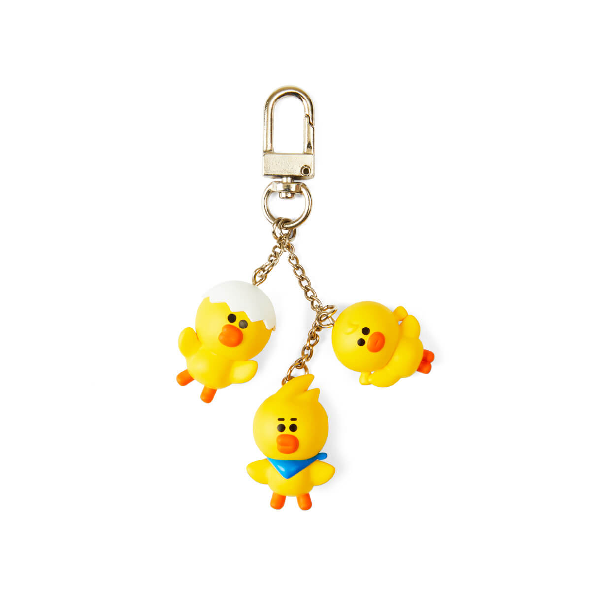 SALLY & FRIENDS Waggle Waggle Keyring