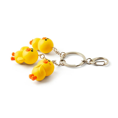 LINE FRIEND SALLY Waggle Waggle Keyring