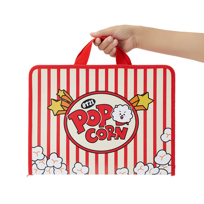 BT21 RJ Sweet Zipper Folder
