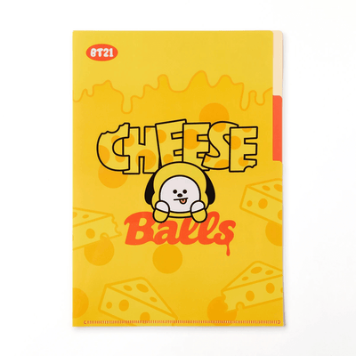 BT21 CHIMMY Sweet 2 Pocket PP Folder