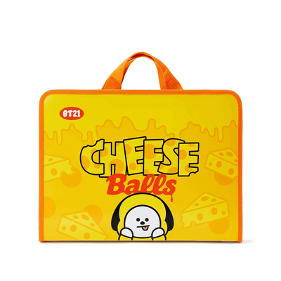 BT21 CHIMMY Sweet Zipper Folder