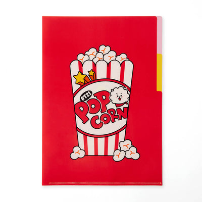 BT21 RJ Sweet 2 Pocket PP Folder