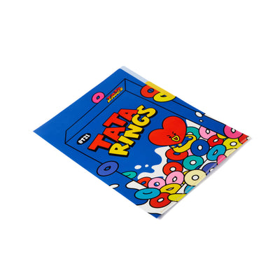 BT21 TATA Sweet 2 Pocket PP Folder