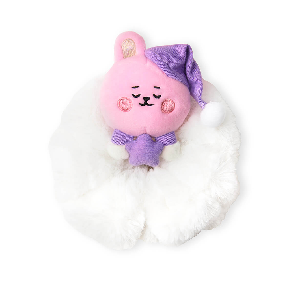 BT21 COOKY Dream of Baby Hair Scrunchie
