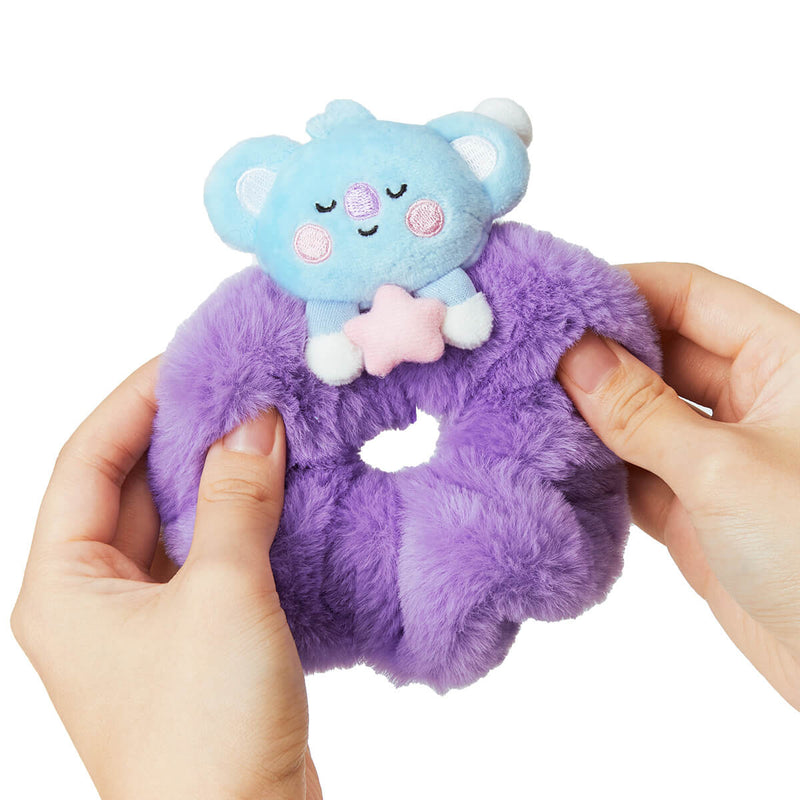 BT21 KOYA Dream of Baby Hair Scrunchie