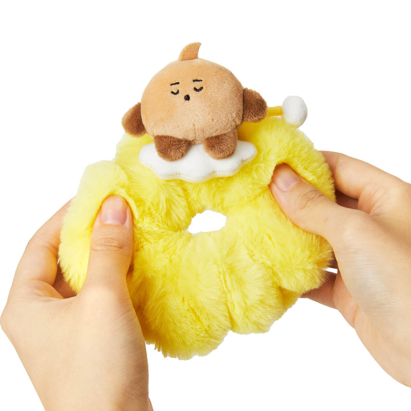 BT21 SHOOKY Dream of Baby Hair Scrunchie