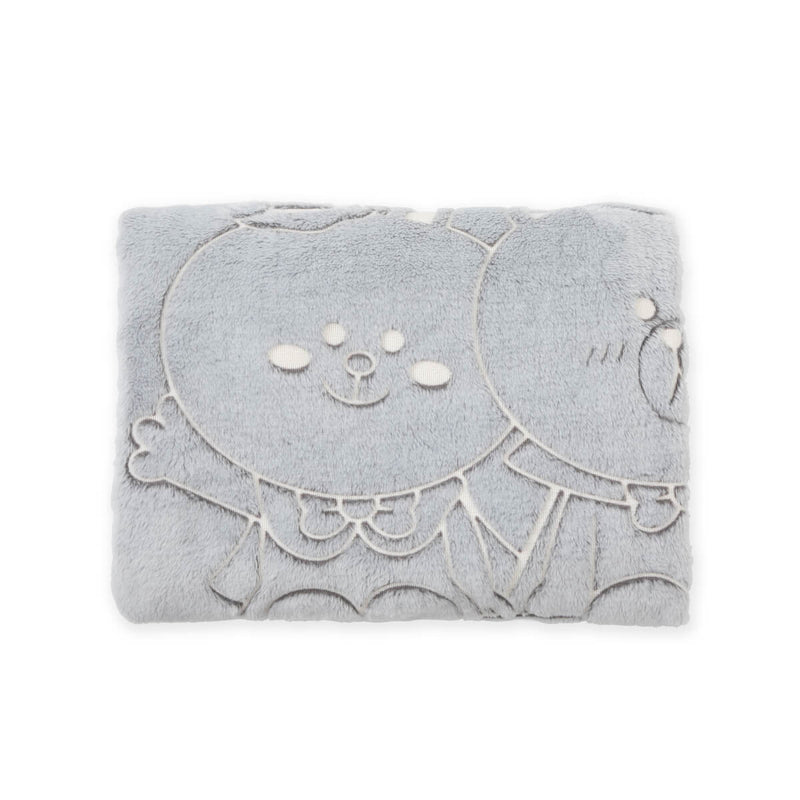 BROWN & FRIENDS Halloween Luminous Blanket