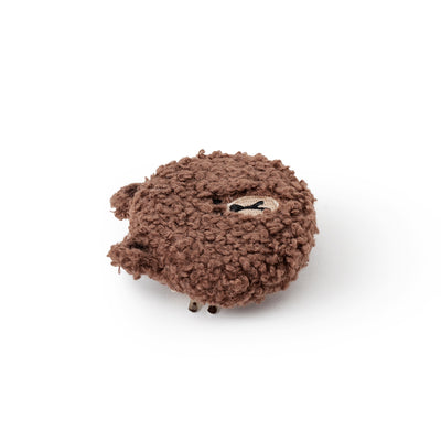 BROWN Ppogeul Hair Pin