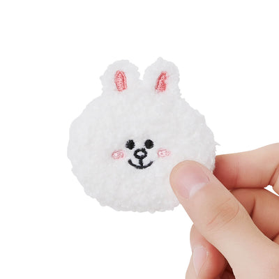LINE FRIENDS CONY Ppogeul Hair Pin