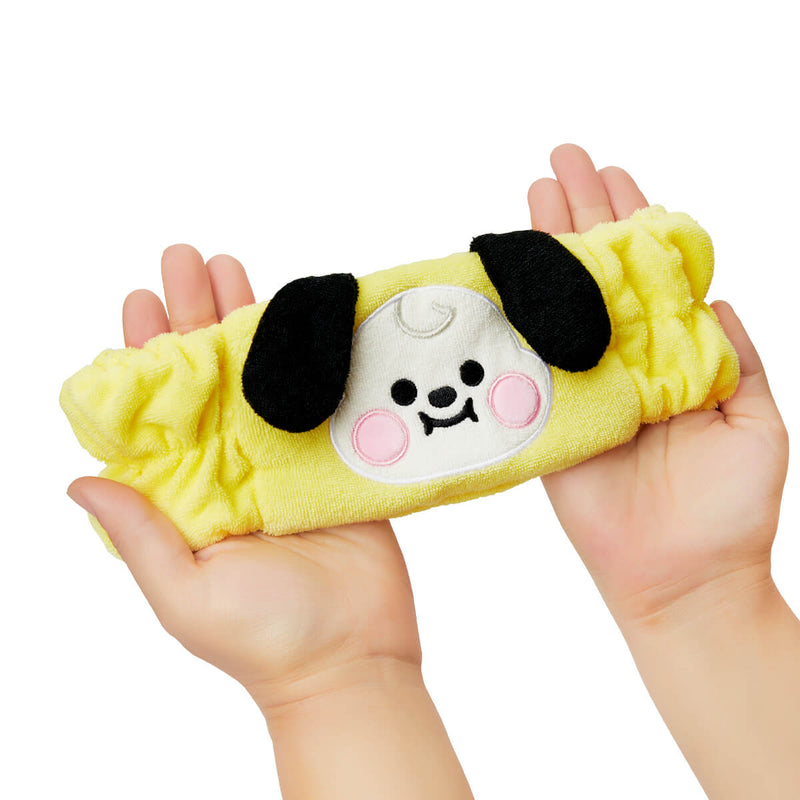 BT21 CHIMMY BABY Microfiber Hair Band