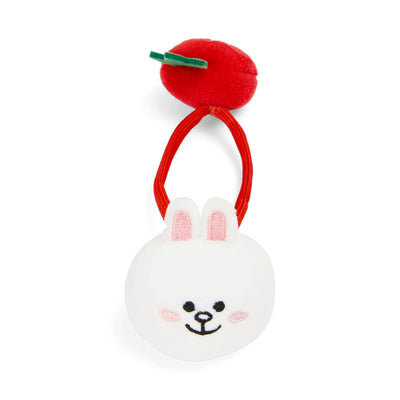 LINE FRIENDS CONY Strawberry Hair Tie