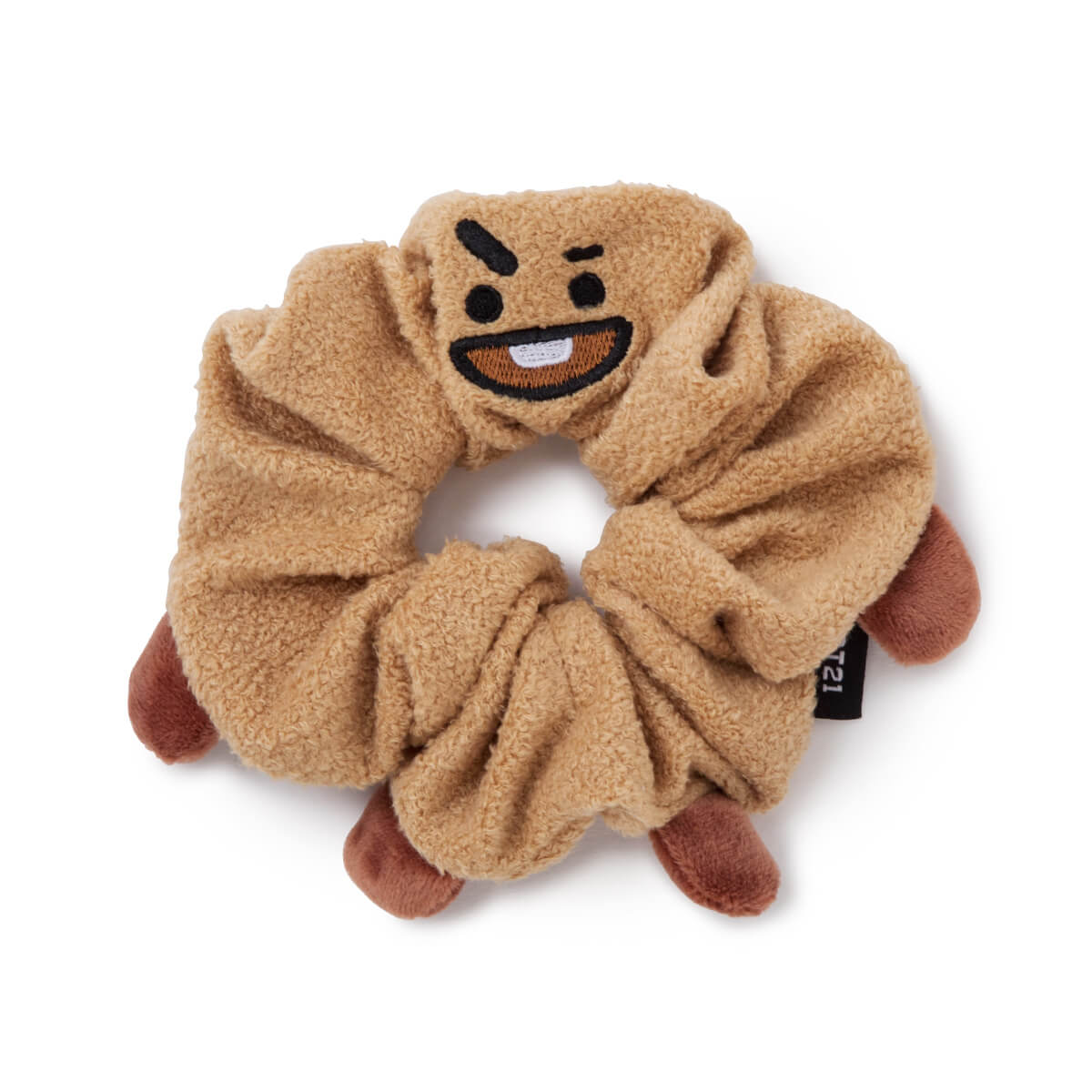BT21 SHOOKY Scrunchie  Hair Tie