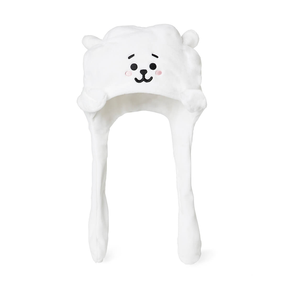BT21 RJ Plush Action Hat