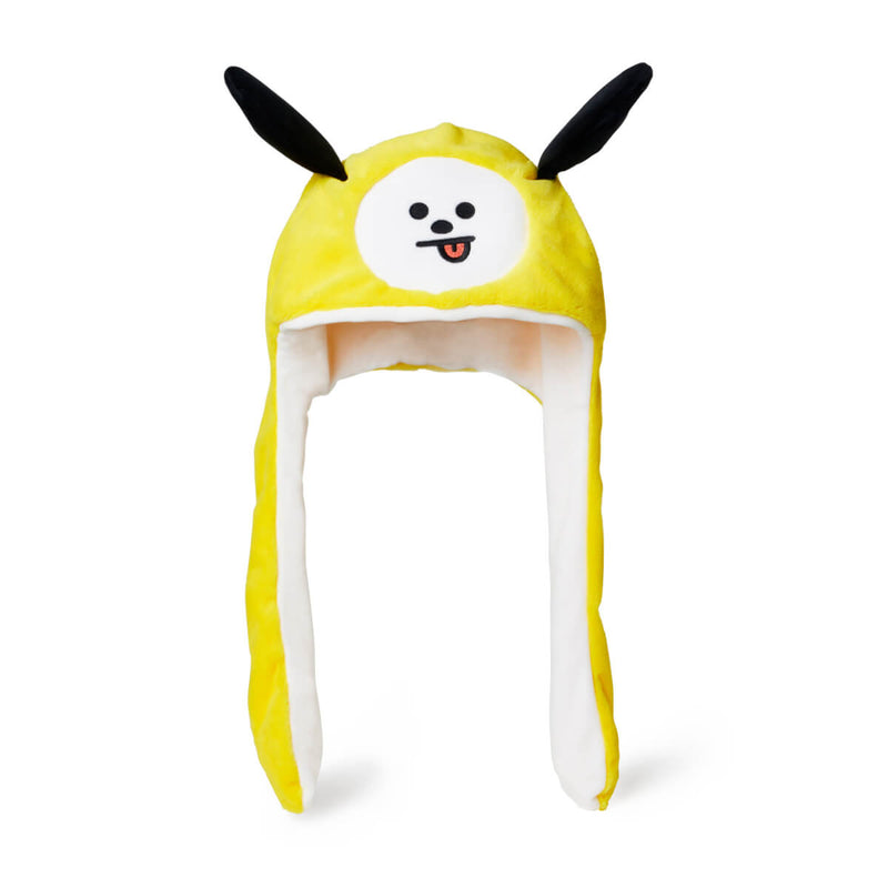 BT21 CHIMMY Plush Action Hat